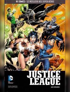 Couverture de l'album Justice League - aux Origines