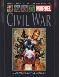 Couverture de l'album Civil War