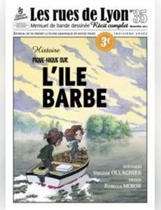 Couverture de l'album Pique-nique sur l'île Barbe