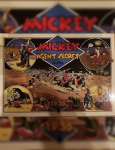 Couverture du premier album de la série L'Age d'Or de Mickey