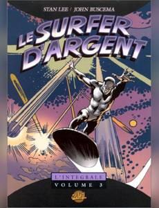 Couverture de l'album Le Surfer d'Argent
