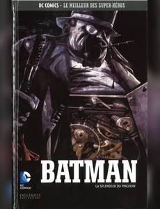 Couverture de l'album Batman - La Splendeur du Pingouin