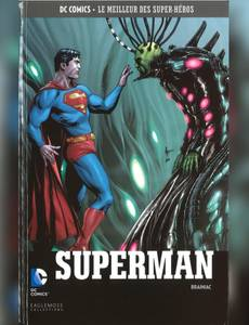 Couverture de l'album Superman - Brainiac