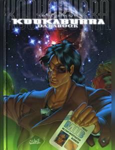 Couverture du premier album de la série Kookaburra - Hors Série