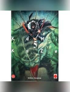 Couverture de l'album Kamikaze. 5