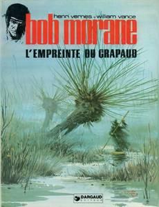 Couverture de l'album L'Empreinte du Crapaud
