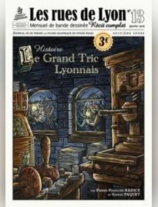 Couverture de l'album Le Grand Tric Lyonnais