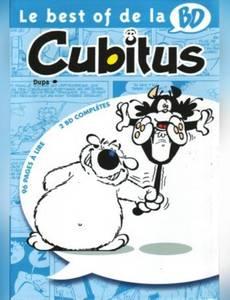 Couverture de l'album Le best of de la BD : Cubitus