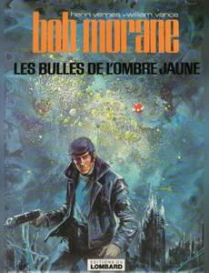Couverture de l'album Les Bulles de l'Ombre Jaune