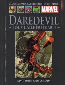 Couverture de l'album Daredevil - sous l'Aile du Diable