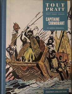 Couverture de l'album  Capitaine cormorant