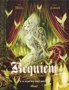 Couverture de l'album La Reine des âmes mortes