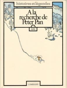 Couverture de l'album A la Recherche de Peter Pan 1