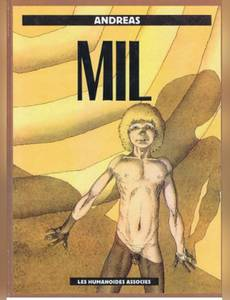 Couverture du premier album de la série MIL