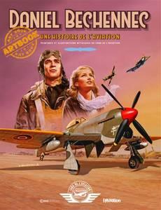 Couverture de l'album Une histoire de l'aviation