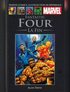 Couverture de l'album Fantastic Four – La Fin