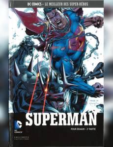 Couverture de l'album Superman - Pour Demain - 2ème Partie