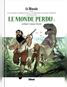 Couverture de l'album Le Monde perdu-1