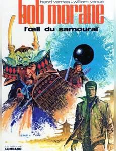 Couverture de l'album L'Œil du Samouraï