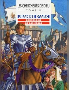 Couverture de l'album Jeann d'Arc, Barolomé de Las Casas