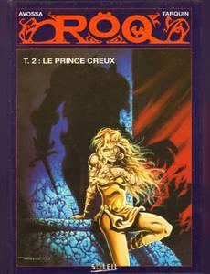 Couverture de l'album Le Prince Creux