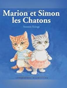 Couverture de l'album Marion et Simon les Chatons