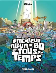 Couverture de l'album Le Meilleur Album de Bd de Tous les Temps