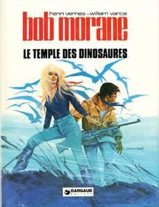 Couverture de l'album Le Temple des Dinosaures