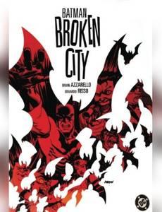Couverture de l'album Batman: Broken City-