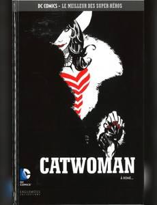 Couverture de l'album Catwoman – A Rome