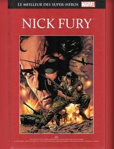 Couverture de l'album Nicky Fury