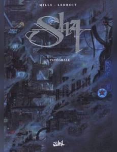Couverture du premier album de la série Sha