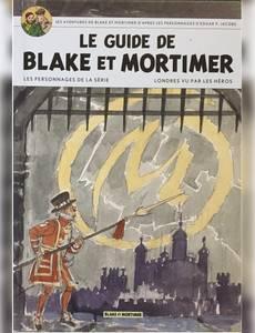 Couverture de l'album LE GUIDE DE BLAKE ET MORTIMER - LES PERSONNAGES DE LA SERIE