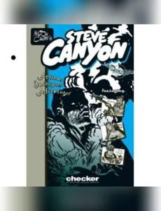 Couverture de l'album Milton Caniff's Steve Canyon 1952
