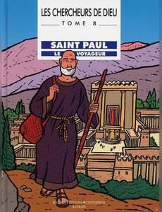 Couverture de l'album Saint Paul le voyageur