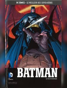 Couverture de l'album Batman – Le Fils de Batman