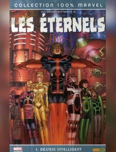 Couverture du premier album de la série Les Eternels (us)