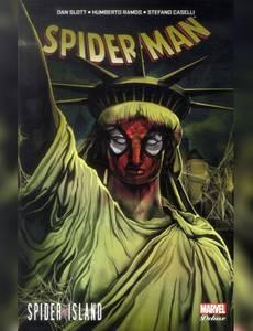 Couverture de l'album Spider Island