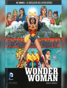 Couverture de l'album Wonder Woman - Dieux et Mortels