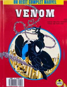 Couverture de l'album Venom