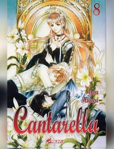 Couverture de l'album Cantarella