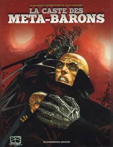 Couverture du premier album de la série La Caste des Méta-Barons