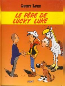 Couverture de l'album Le père de Lucky Luke
