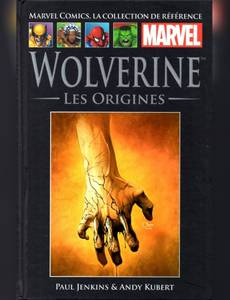 Couverture de l'album Wolverine - les Origines