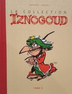 Couverture du premier album de la série Iznogoud-La Collection