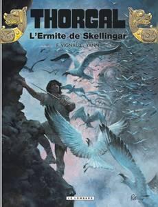 Couverture de l'album L'Ermite de Skellingar
