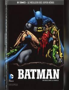 Couverture de l'album Batman - Un Deuil dans la  Famille