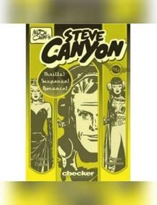 Couverture de l'album Milton Caniff's Steve Canyon 1953