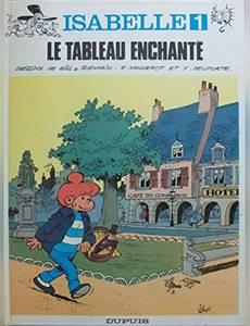 Couverture de l'album Le Tableau enchanté