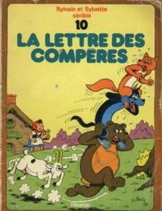 Couverture de l'album La Lettre de Compères